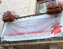 Locorotondo Book festival. Sixth edition. Rebranding.