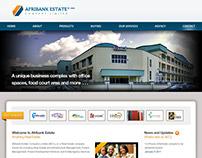 Afribank Estate Website