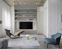 VH Apartment by Nildo José + Arquitetos Associados