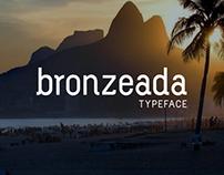 Bronzeada Typeface