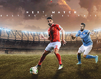 Alahly sc Vs El faisaly sc match card