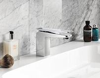 Vitra Brava Faucet Collection