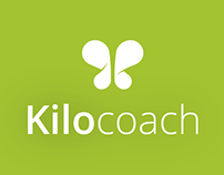 Kilocoach - Web and Mobile App Presentation