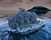 Project DeepSpace: Getaway Island