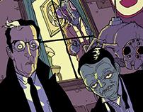 Strange Detective Tales