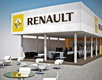Propuesta Stand Renault / Reanult Stand Proposal