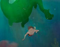 Puff era un drac màgic