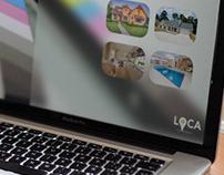 LOCA Website Redesign