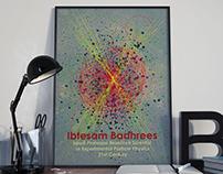 Ibtesam Badhrees Poster