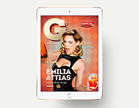 Gancia – Digital Magazine