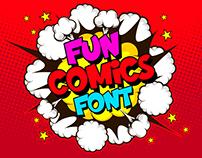 Fun Comics Font