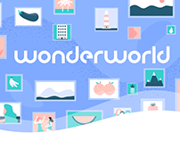 Wonderworld – VR Social Network