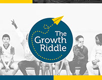 The Growth Riddle - Brand Identity