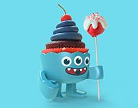Cupcake Creatures