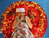Photo Shoot - Carol: About Christmas
