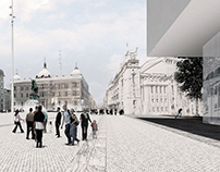 Belgrade Squares - Competition Entry