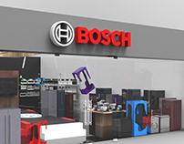 BOSCH Store Design