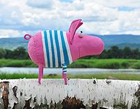 Pig traveler