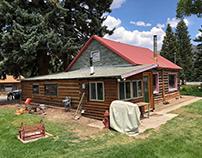 Old Cabin Restoration