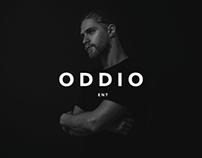 ODDIO ENT. - BRANDING