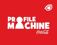 Profile Machine - Nuevos talentos Ojo Iberoamérica 2016