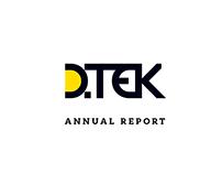 DTEK – Annual Report