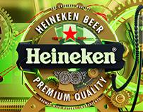Making Heineken