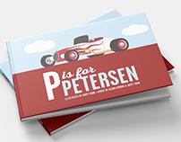 P is for Petersen: an automotive alphabet book.