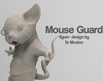 Mouse Guard fan art