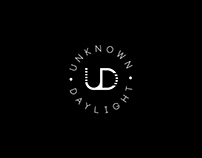 Unknown Daylight Music Festival Branding