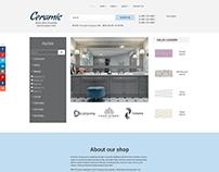 Ceramic - Joomla plumbing template