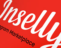 Inselly.com Handcrafted Logotype & Website