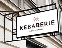 Kebaberie: Brand Development