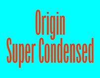 Origin Super Condensed