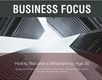 BUSINESS FOCUS NEWSLETTER FOR DEER DESIGNER