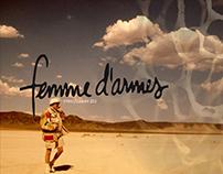 Femme D'Armes Sp/Su'15 Collection/Print Development