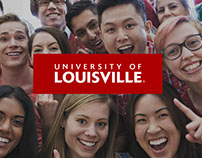 University of Louisville redesign