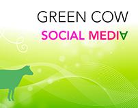 "Social media project ""Green Cow"" for ""Qoch Et"""