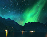 Aurora Borealis - Northern Lights - Part I