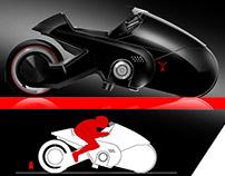 Motorbike / Design