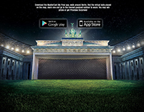 MasterCard - UCL app