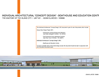 MArch 1_UoP_Concept Design_Boathouse + Education Centre