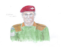 Sergeant Ian Mckay VC