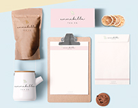 Annabella Tea Co. Branding
