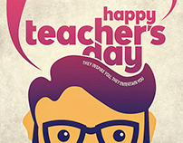 Teacher's Day Artwork