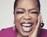 Oprah Winfrey for Variety's Actors on Actors