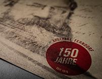 Historischer Informationsstand Apotheke Ferndorf