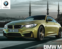 BMW M Sales Award Brochure