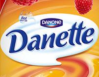 DANONE DANETTE STAND