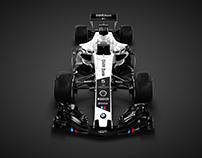 2019 BMW F1 Hybrid